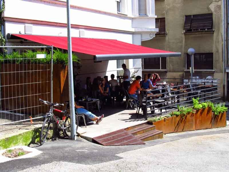 Mali cafe Zagreb
