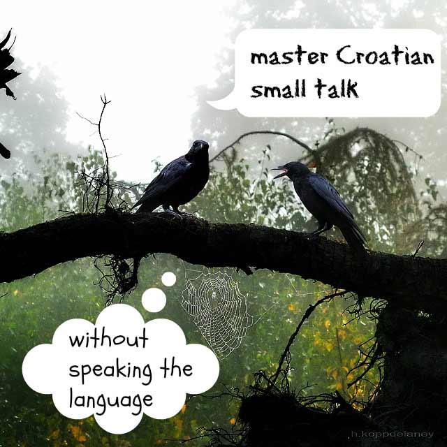 Croatian Small Talk | Zagreb Honestly