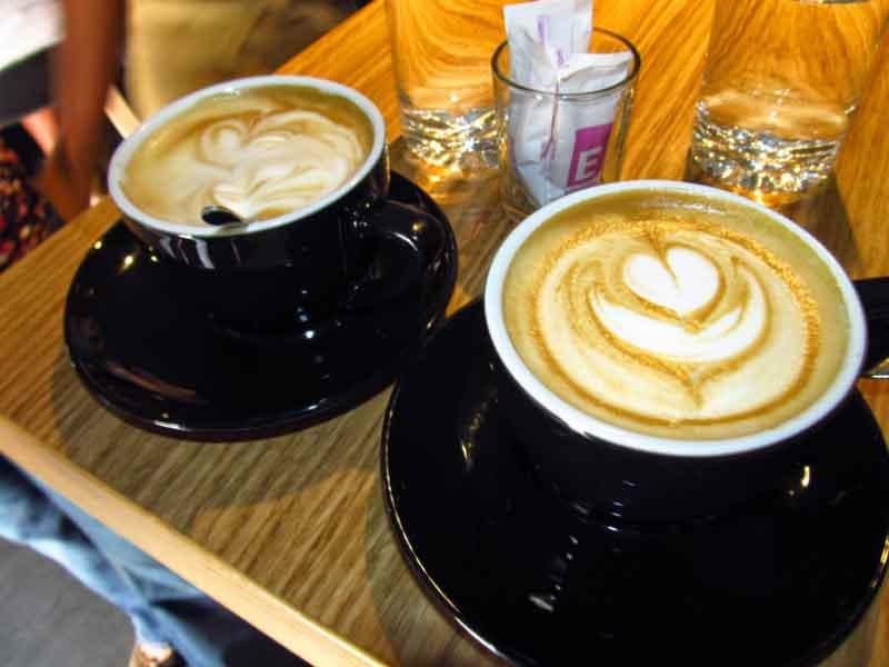 zagreb coffee culture - Eli's cafe