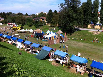 Renaissance festival – among best day trips from Zagreb