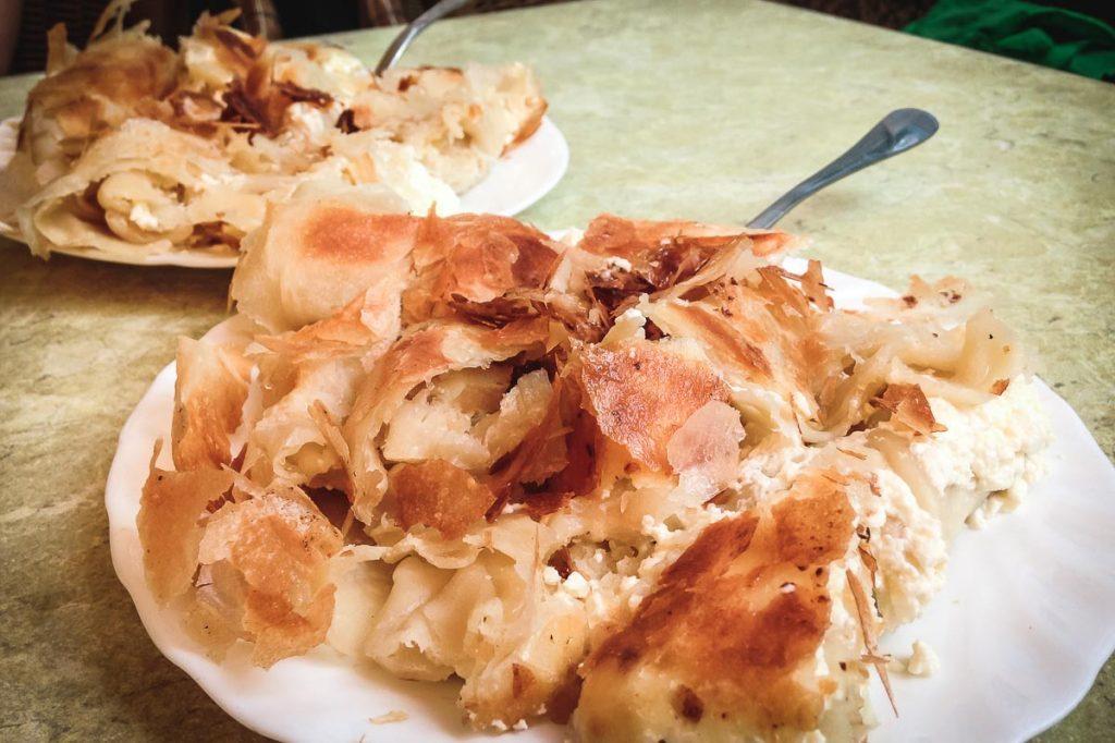 burek street food zagreb