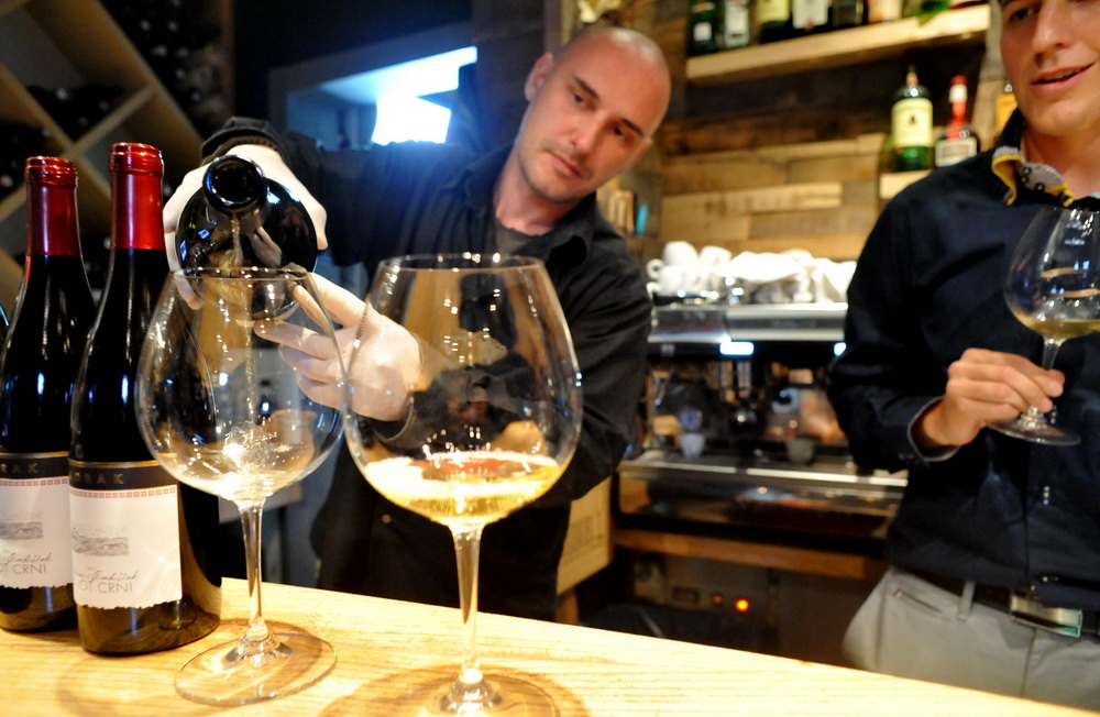 Croatian Wine - Sherrys wine bar Zagreb | Zagreb Honestly