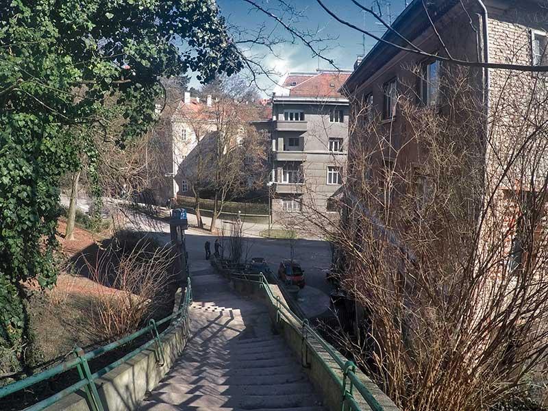Aleksandrove stube, Zagreb