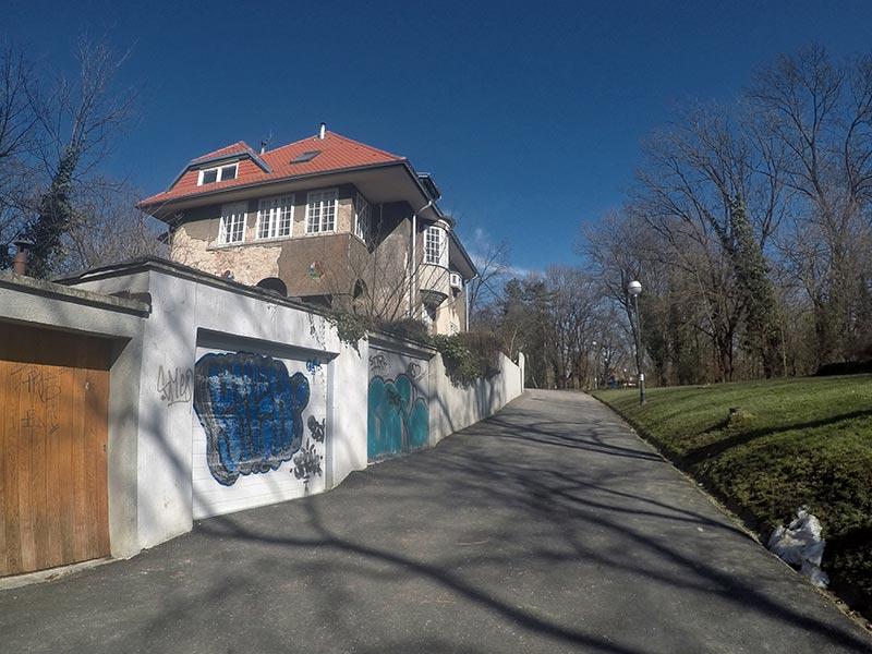 Villa Auer Rokov perivoj
