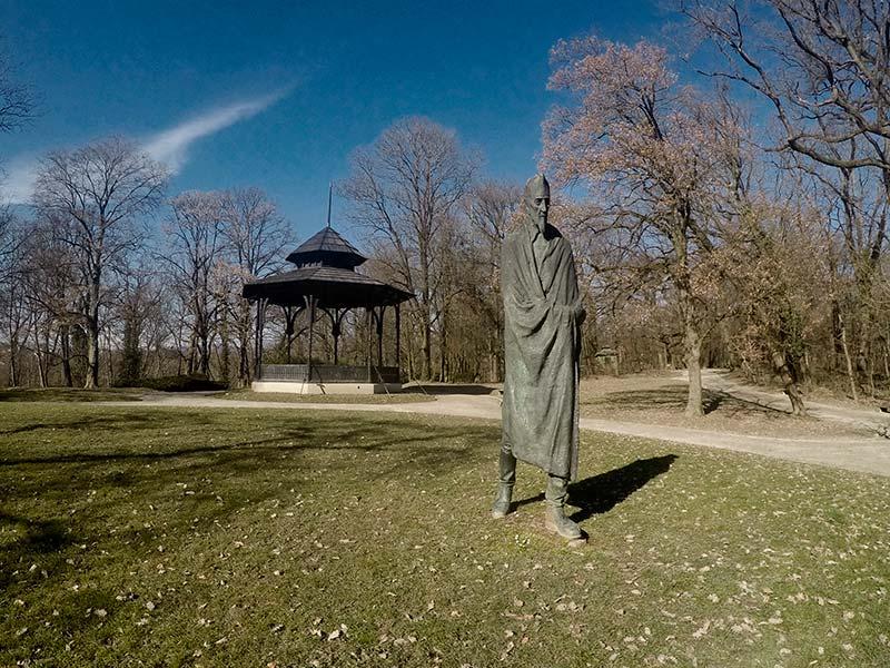 Vladimir Nazor park Stjepan Gračan
