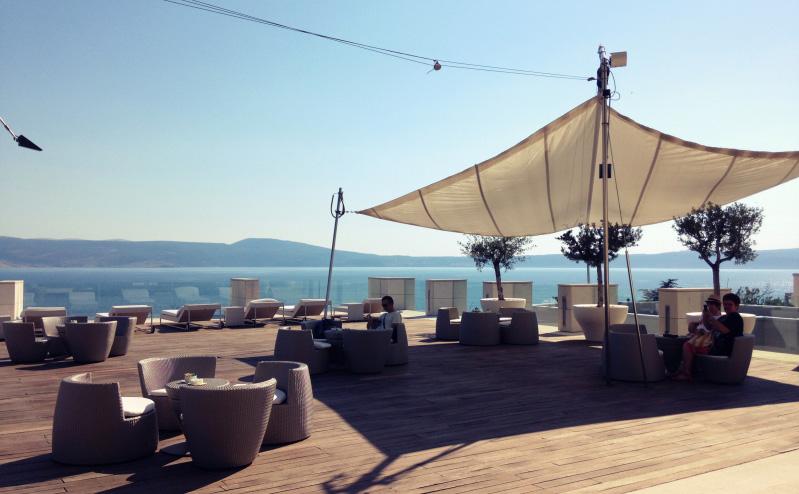 Spa and hotel resort Novi terrace