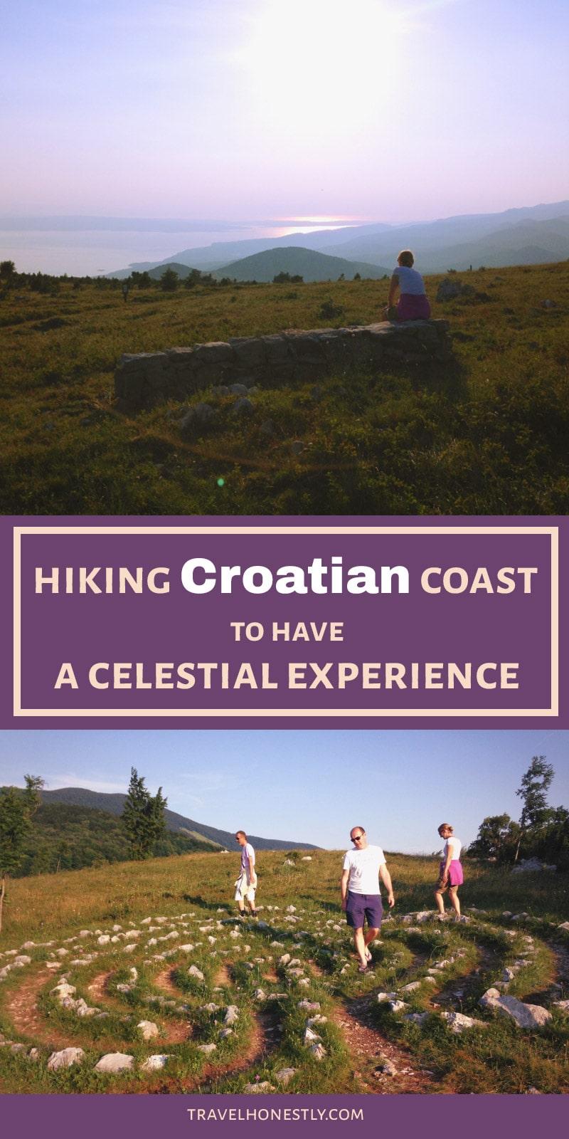 Croatian Coast | Hiking in Croatia | Croatia Travel