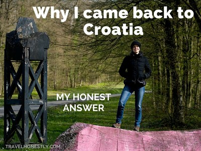 Have I lost my way migrating back to Croatia?