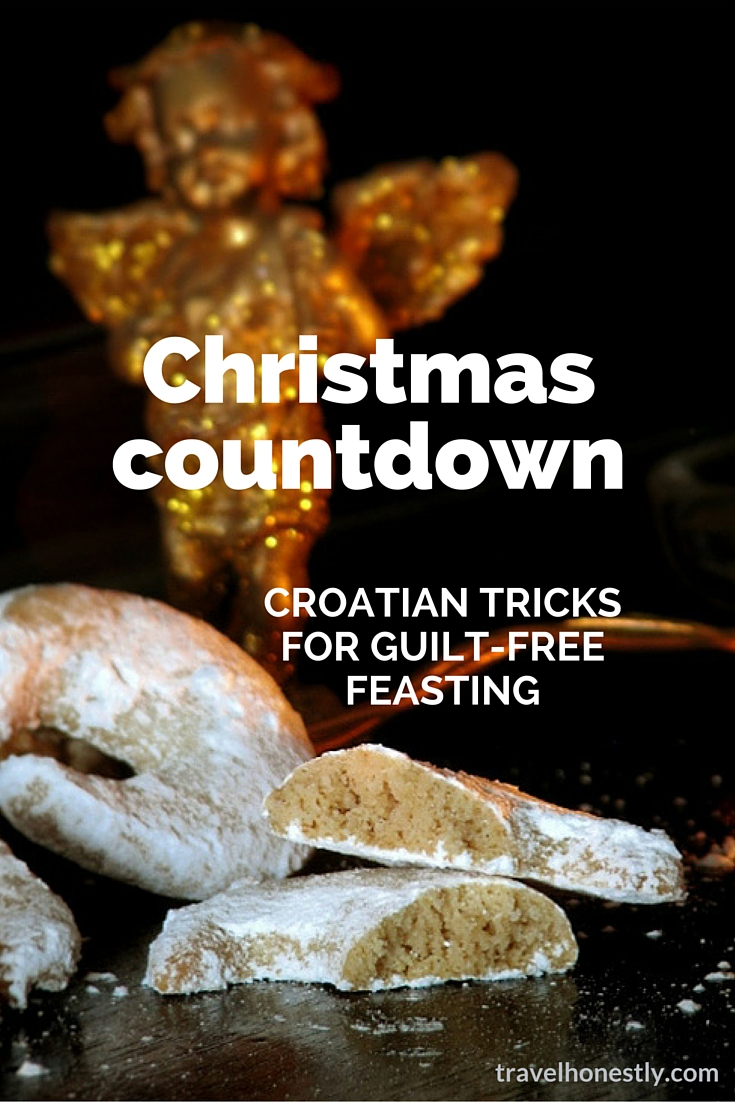 Christmas countdown is about fasting and feasting. Here are a few secret tricks to enjoy Christmas fiesta guilt-free, fat-free.