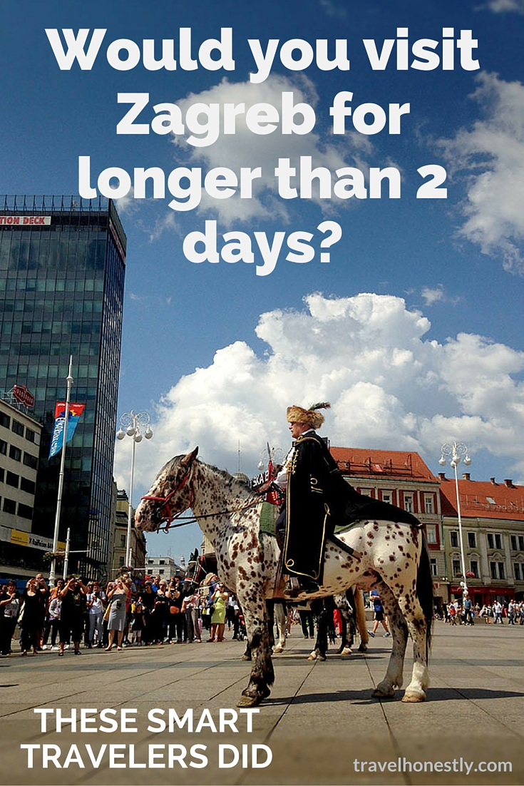 Wondering how long is long enough to visit Zagreb? Go beyond 2 days and easily calculate your Zagreb travel budget.