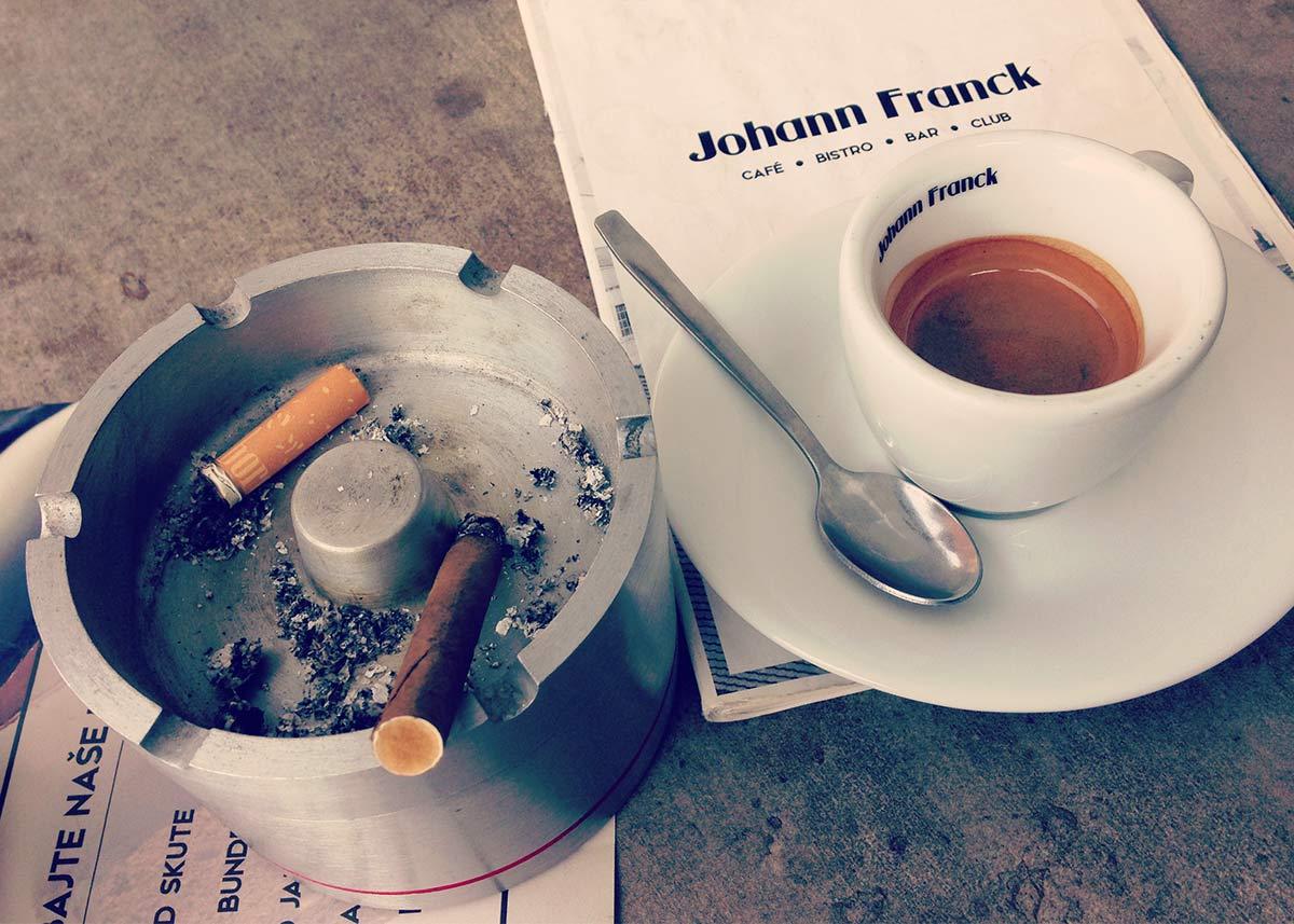 Croatian cafe culture | Zagreb Honestly