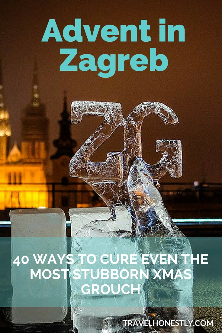 The amazing Advent in Zagreb is not only for Xmas buffs. The festive events are so tastefully designed they can cure even the most stubborn Xmas grouch.