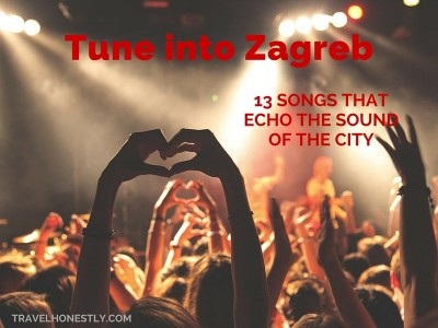 Tune into Zagreb – 13 songs that echo the sound of the city