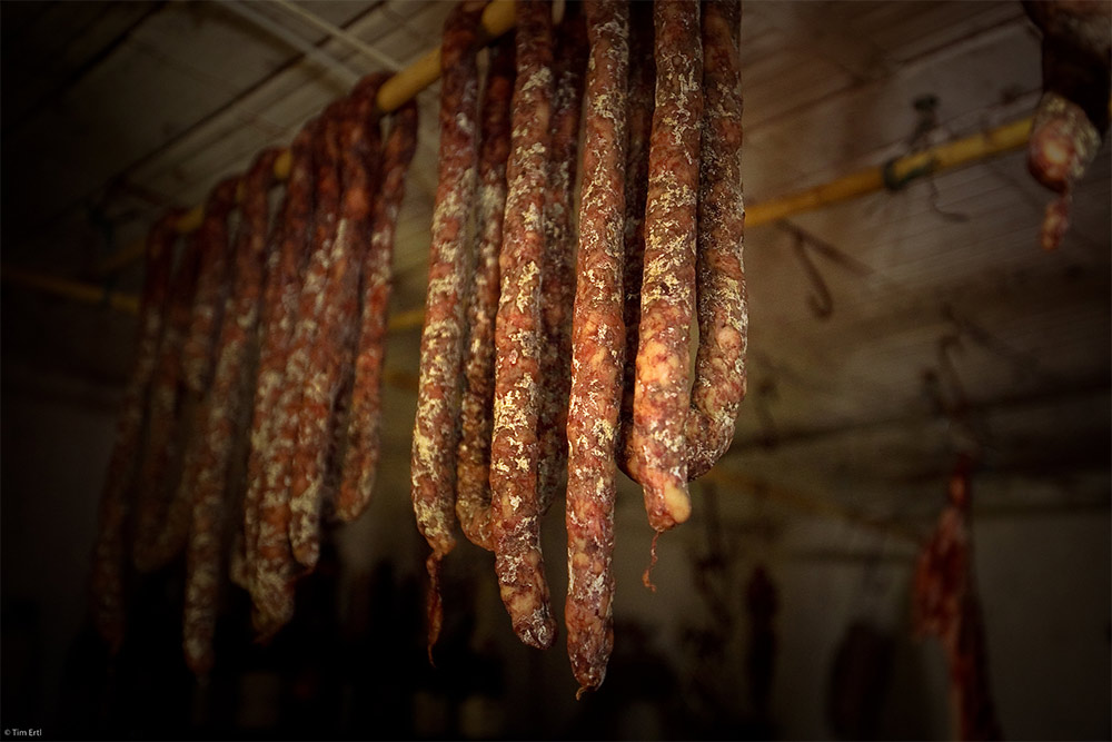 Croatian Sausage | Zagreb Honestly