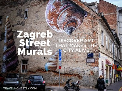 Zagreb Street Murals | Croatia Honestly