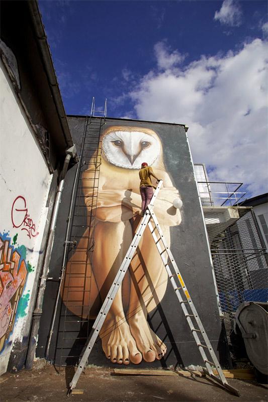 Zagreb Street Murals | Zagreb Honestly