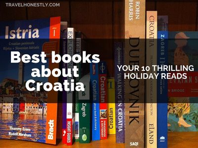 Best books about Croatia: your 10 thrilling holiday reads