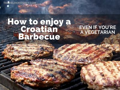 Croatian Barbecue | Zagreb Honestly