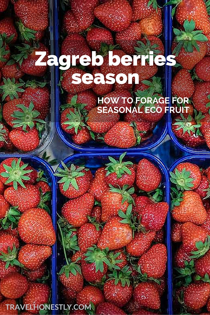 Want to eat healthy on the go? Take a step further than Zagreb markets. Track down red fruit stands all around the city with local, seasonal and eco fruit.