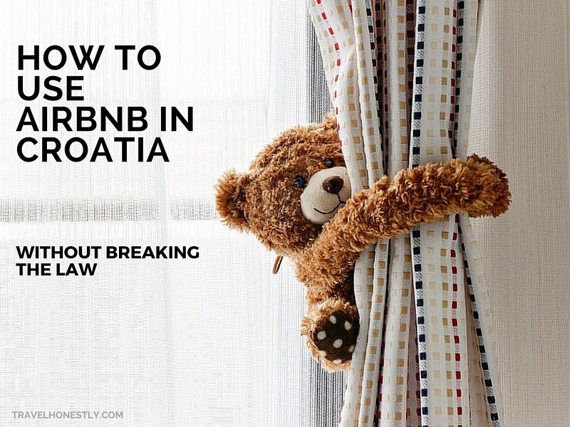 How to use Airbnb in Croatia without breaking the law