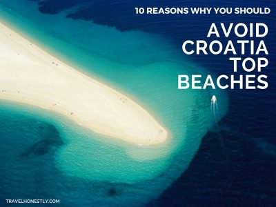 Top Croatia beaches | Zagreb Honestly