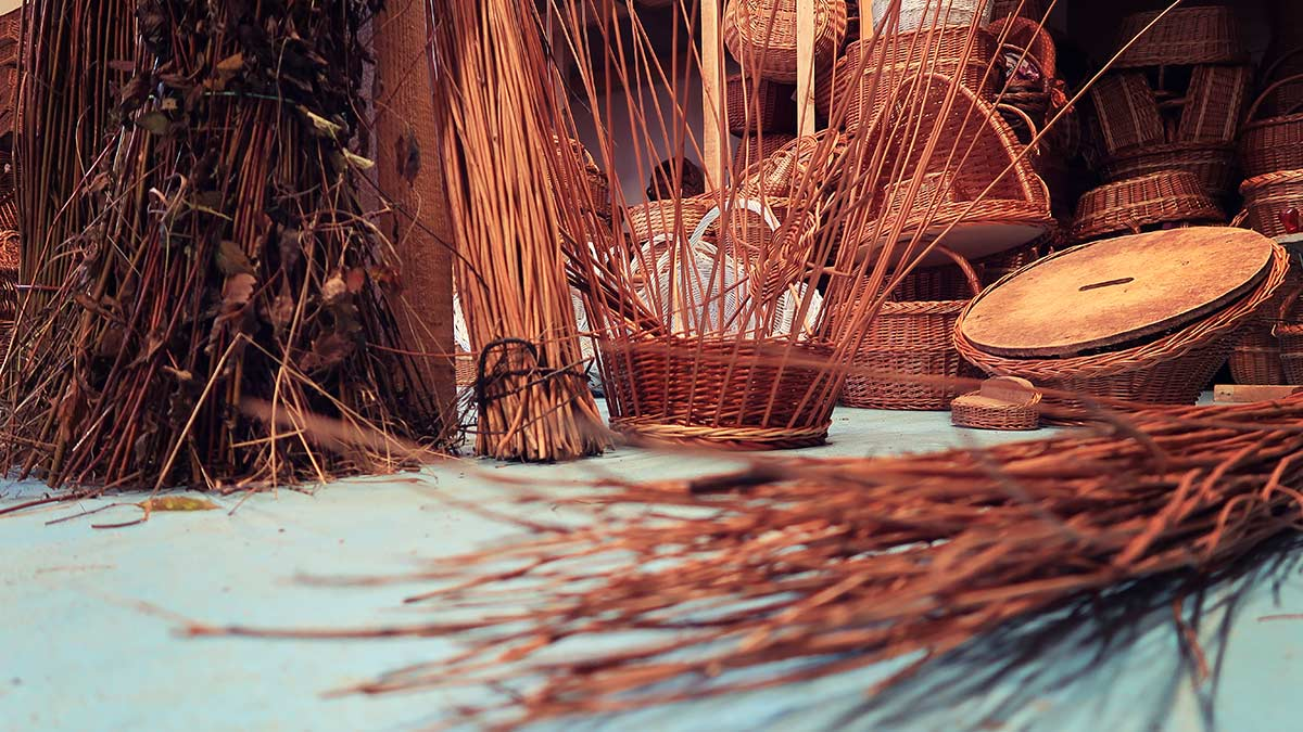 Medjimurje basket weaving | Zagreb Honestly