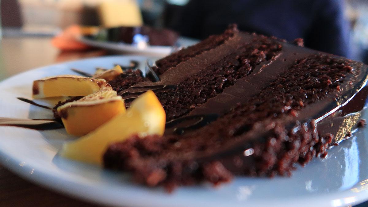 Medjimurje Gradska Kavana Čakovec cake | Zagreb Honestly