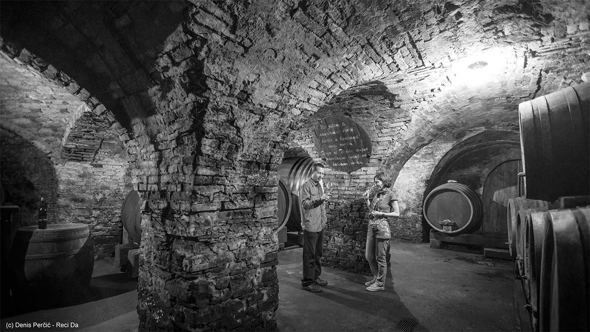 Medjimurje Lovrec wine celler | Zagreb Honestly