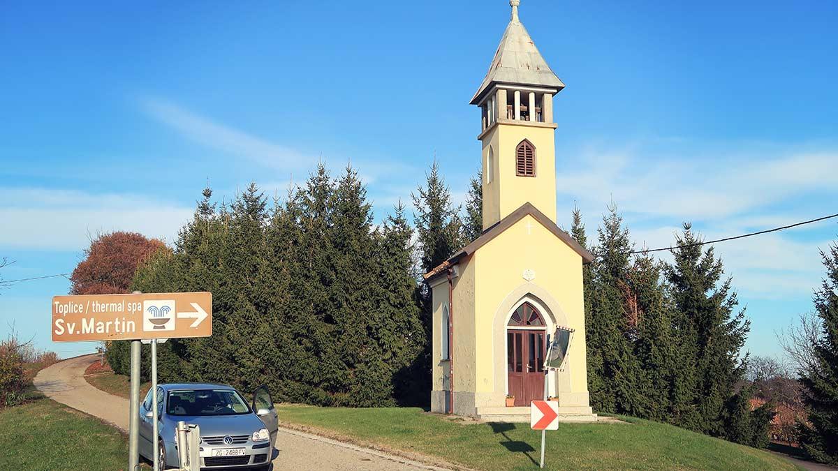 Medjimurje chapel | Zagreb Honestly