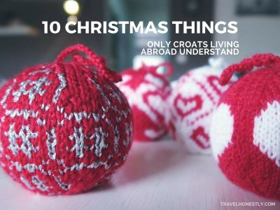 10 Christmas things only Croats living abroad understand