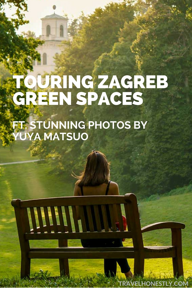 Take a tour through the stunning Zagreb green spaces. From landscaped parks to hidden Zagreb wilderness wonderfully portrayed by Yuya Matsuo, aka EseJapan.
