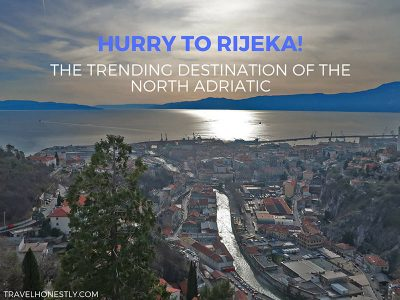 Hurry to Rijeka – the trending destination of the North Adriatic