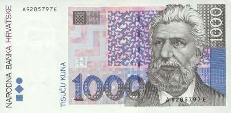 Croatian Currency Zagreb Honestly