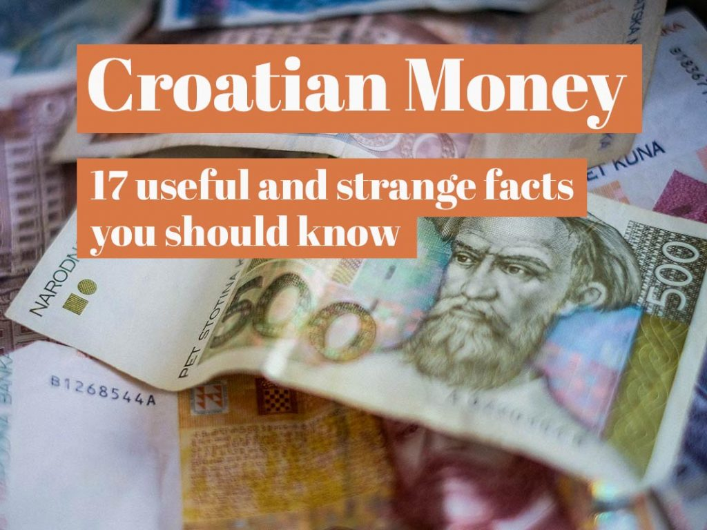 Croatian Currency | Zagreb Honestly