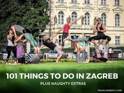 101 things to do in Zagreb: a complete guide with naughty extras