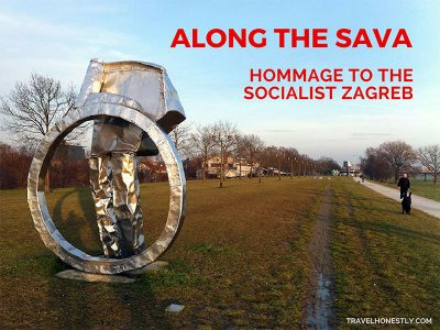Along the Sava: homage to the socialist Zagreb