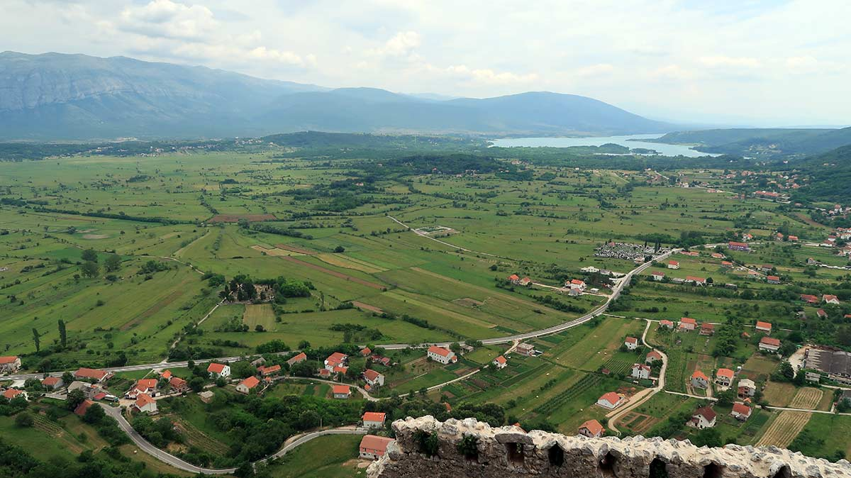 Sinj Cetina River - Zagreb Honestly