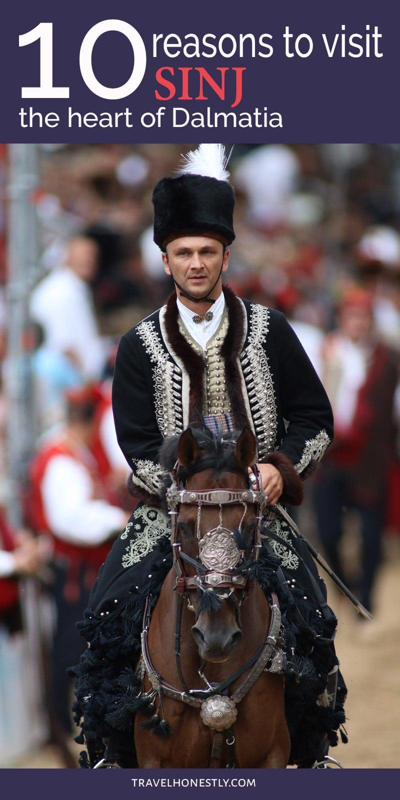 Explore Sinj in the heart of Dalmatia | Croatia Travel | Inland Dalmatia | Sinj Alka