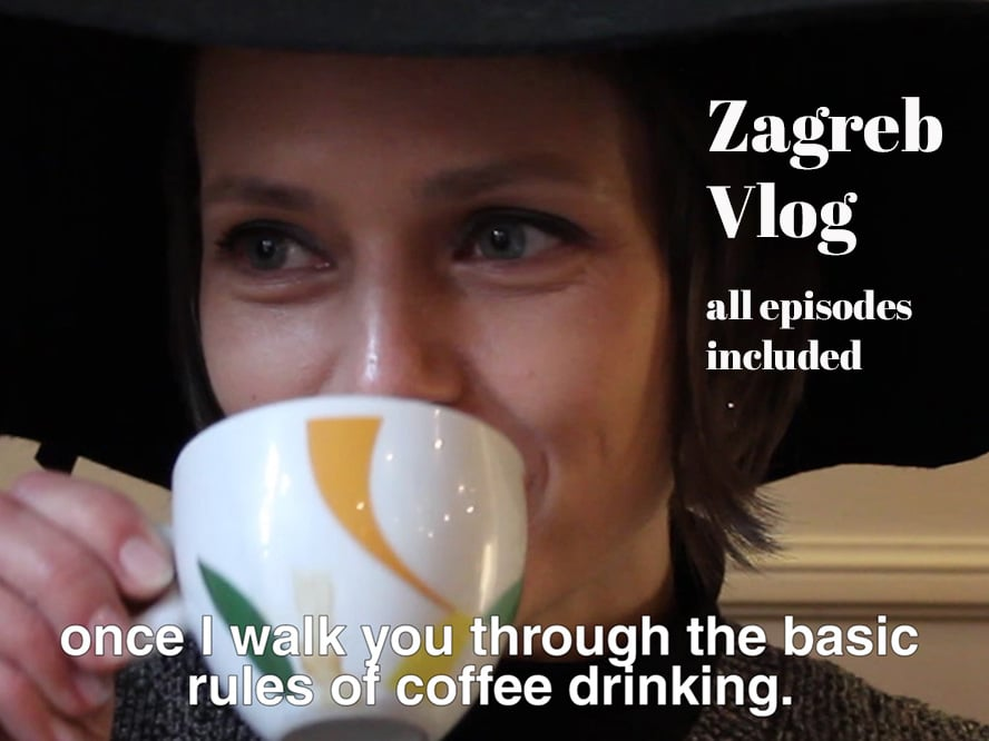 Zagreb vlog – best and funniest way to experience the city [VIDEO]