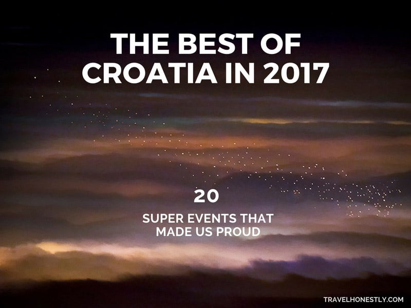Best of Croatia in 2017: 20 super events that made us proud
