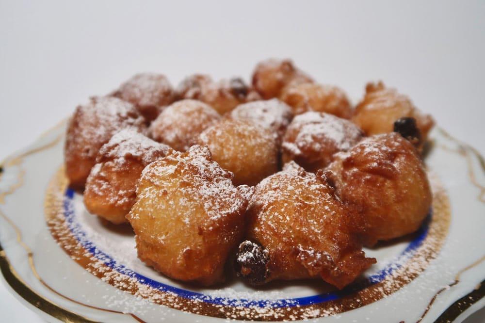Croatian Desserts Fritule