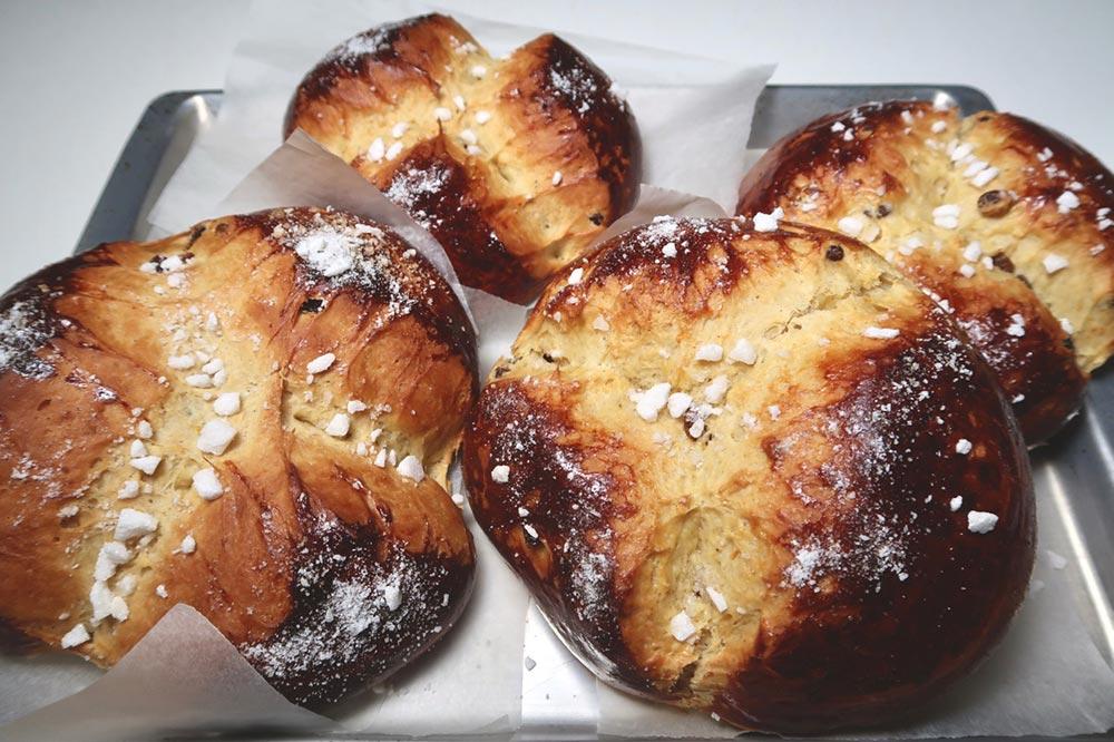 Croatian Desserts Pinca
