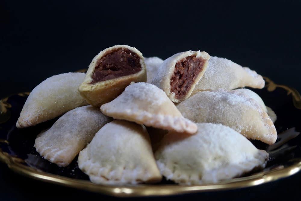 Croatian Desserts Rafioli