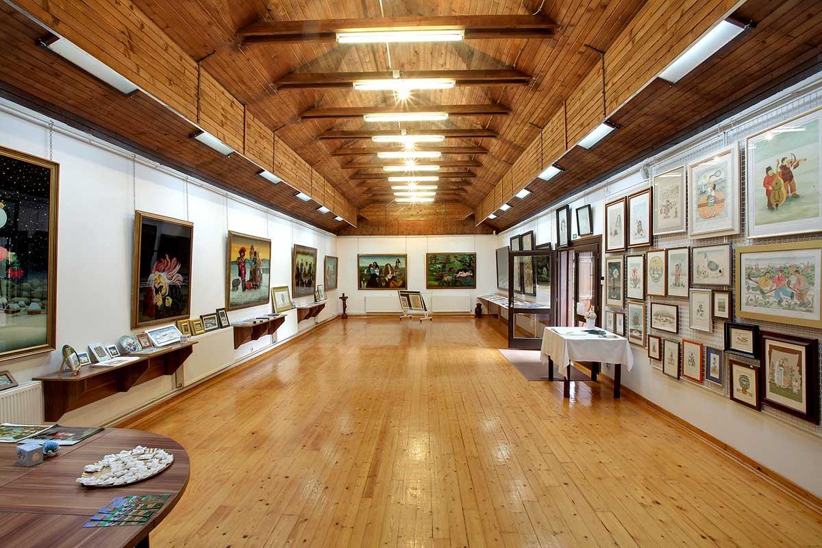 Croatian Naive Art - Josip Generalic Gallery