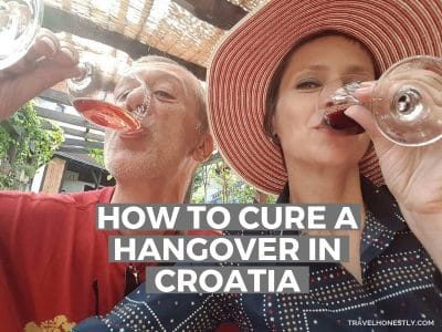 Croatian hangover cure