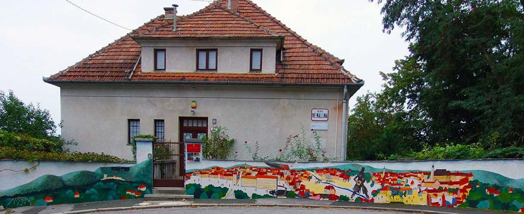 Zagreb street murals