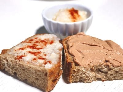 Croatian bread spreads