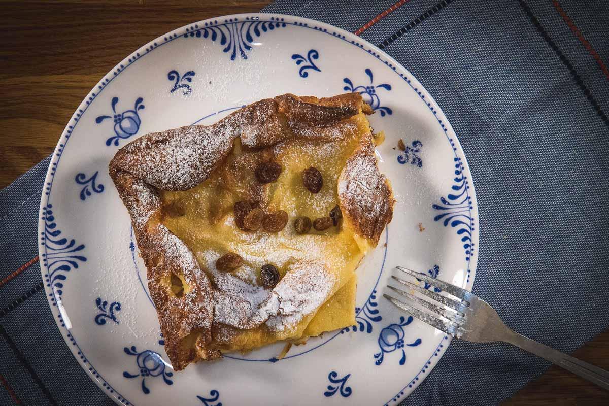 Croatian Dessert Supita Sutpita Suslipita