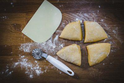 Hrustule dough