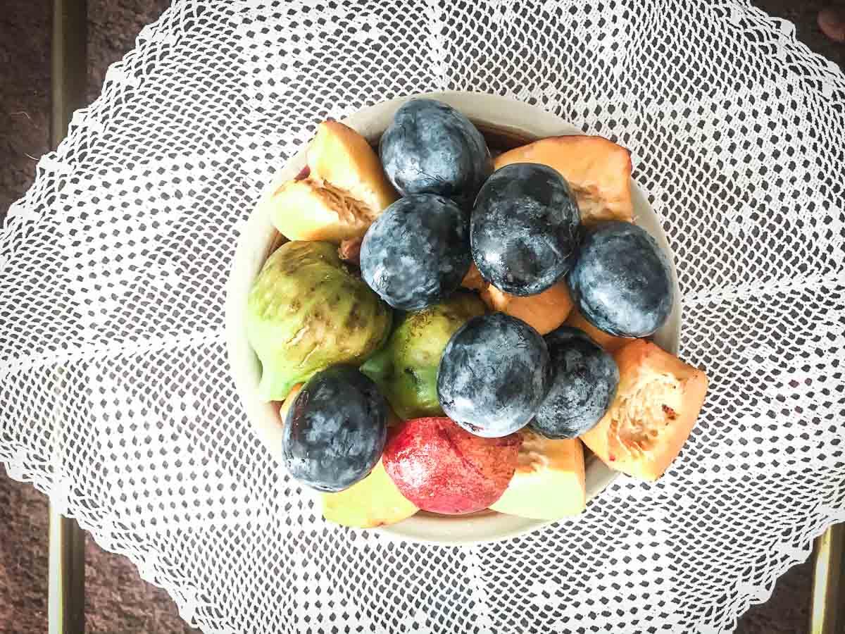 Croatian fruit for rakija